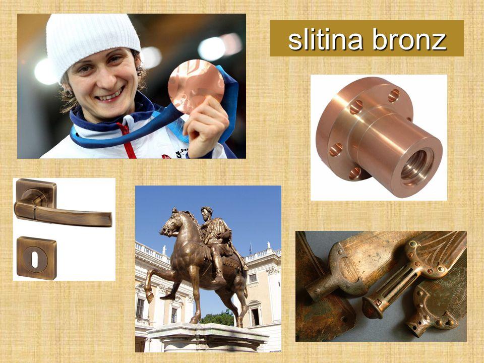 slitina bronz
