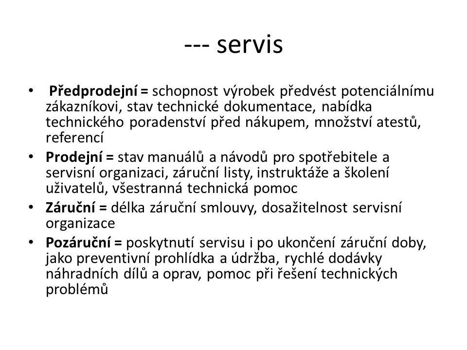 --- servis