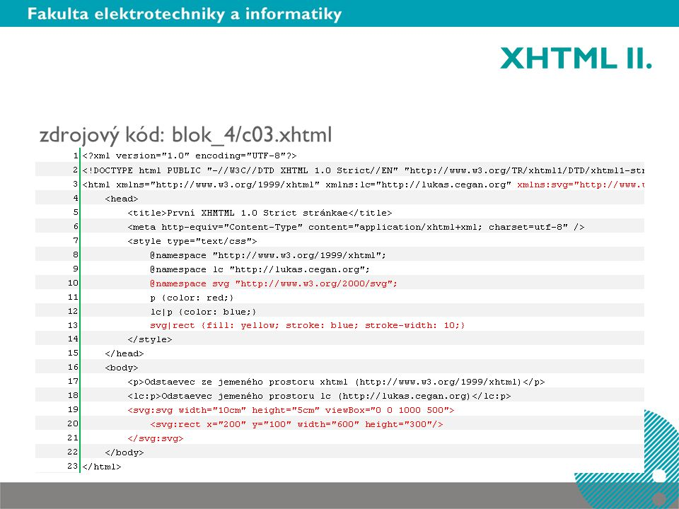 XHTML II. zdrojový kód: blok_4/c03.xhtml