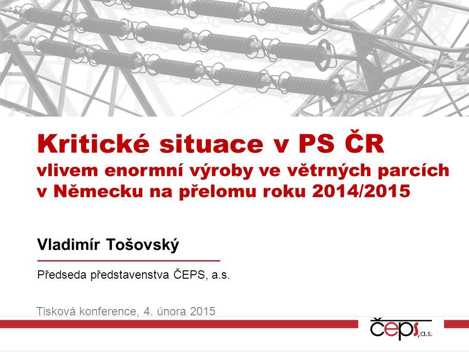 Kritické situace v PS ČR