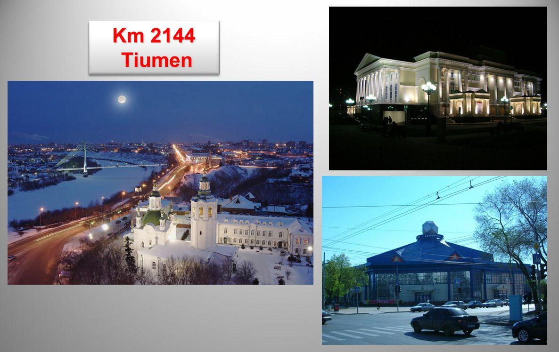 Km 2144 Tiumen