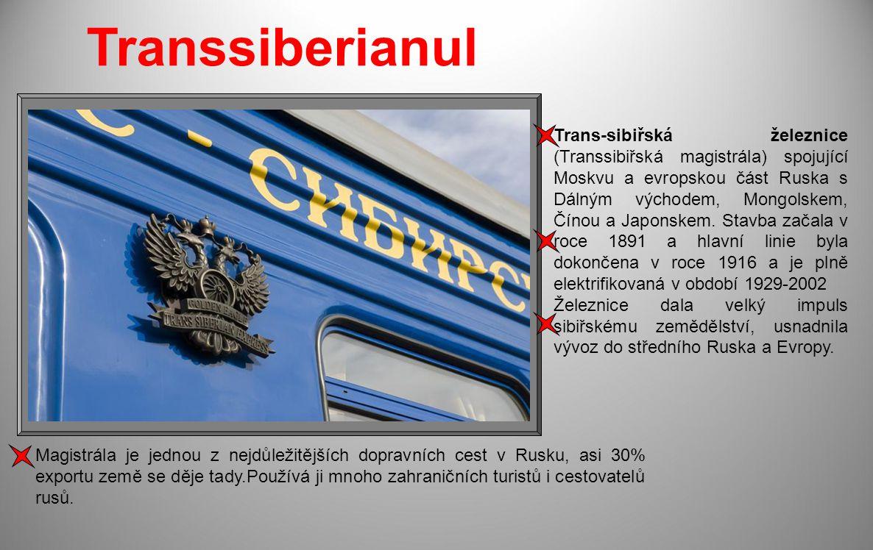 Transsiberianul