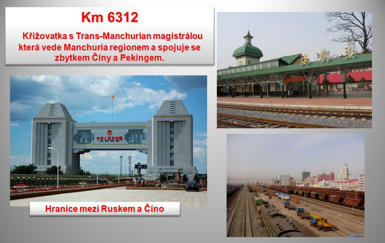 Hranice mezi Ruskem a Číno