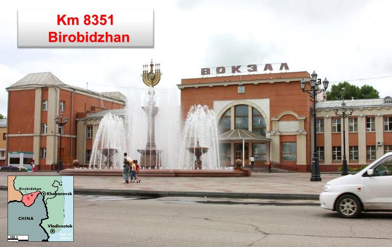 Km 8351 Birobidzhan