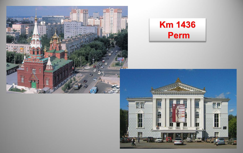 Km 1436 Perm