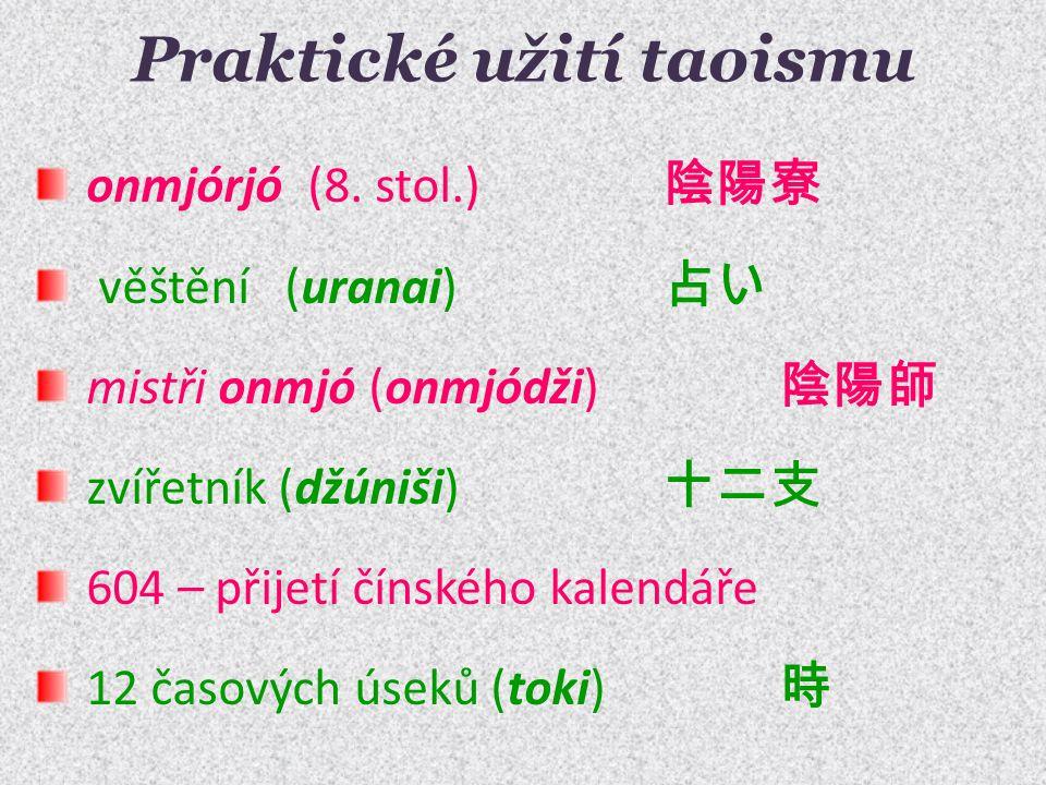 Praktické užití taoismu