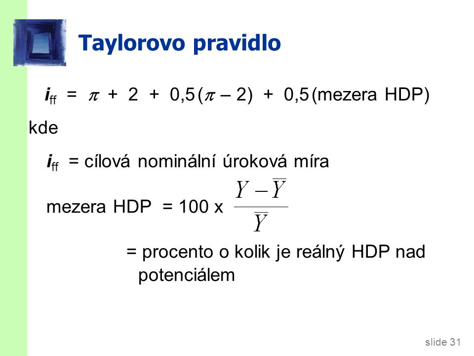 iff =  + 2 + 0,5 ( – 2) + 0,5 (mezera HDP)