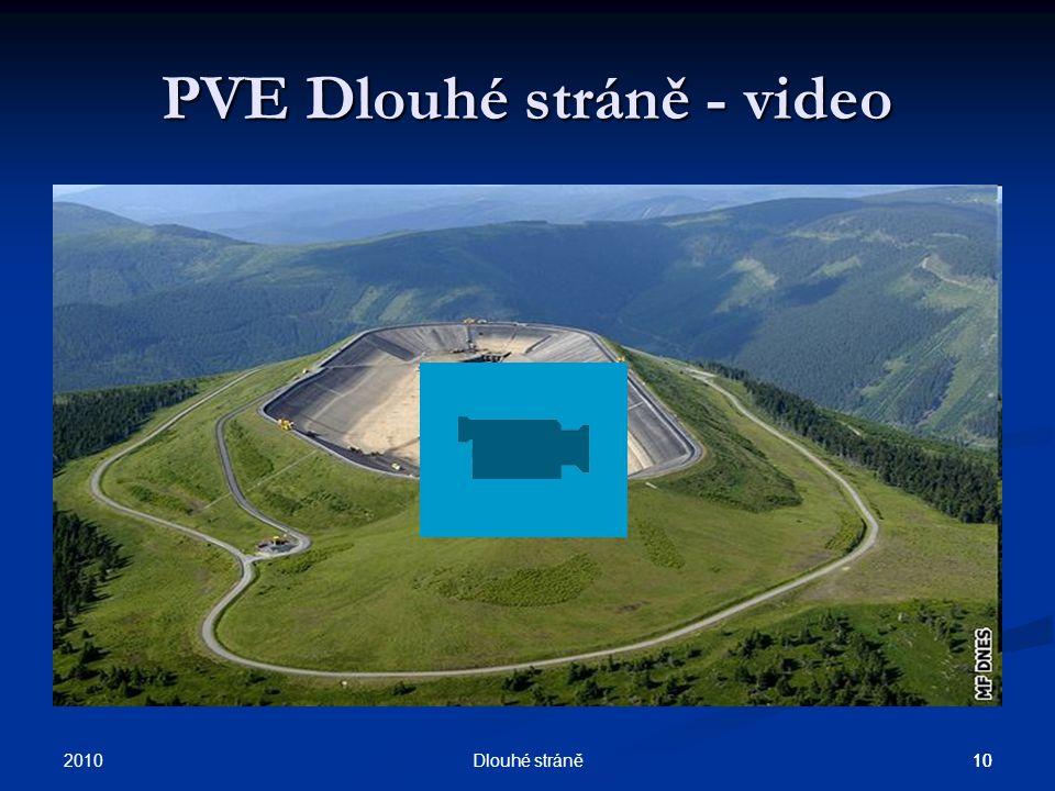 PVE Dlouhé stráně - video