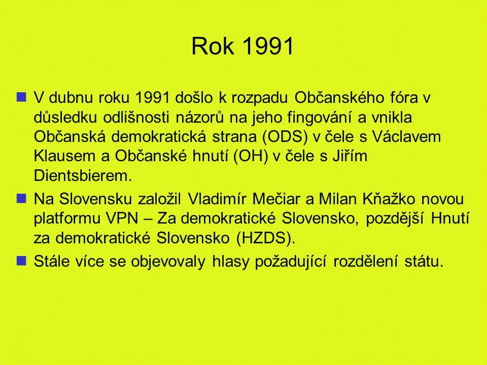 Rok 1991