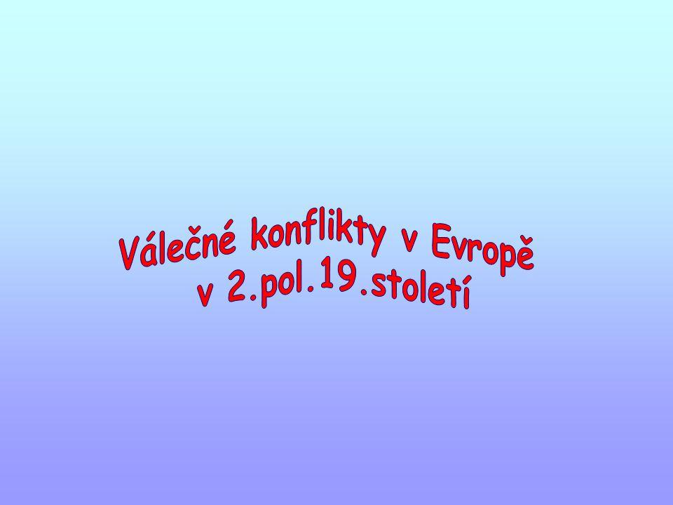 Válečné konflikty v Evropě