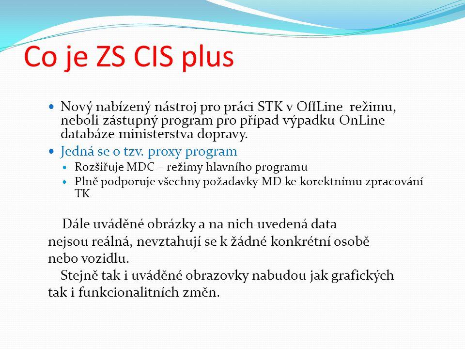 Co je ZS CIS plus