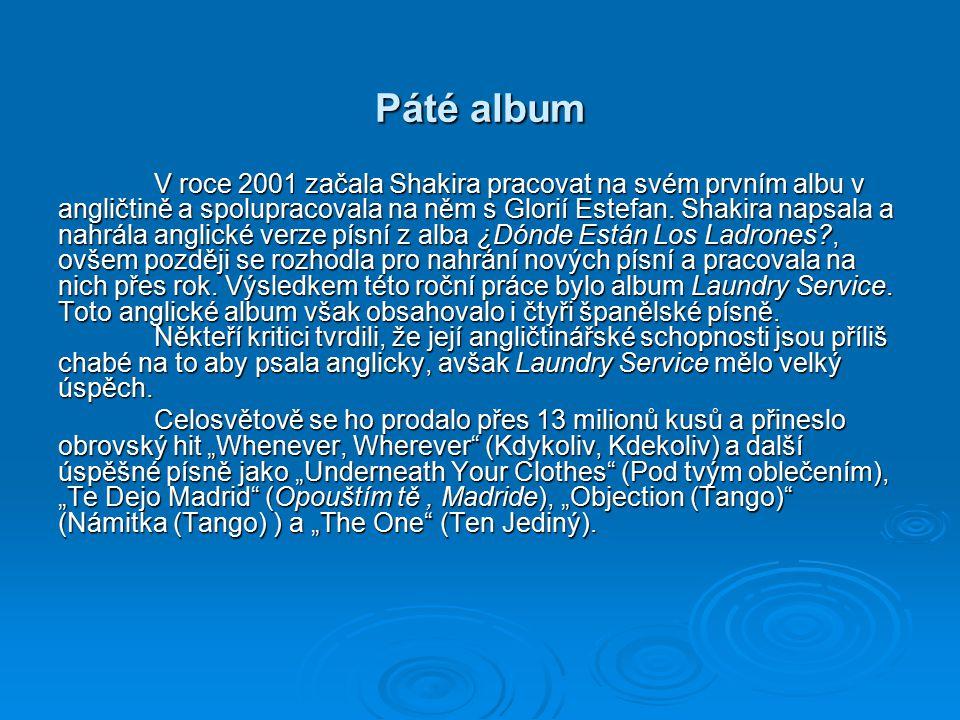 Páté album