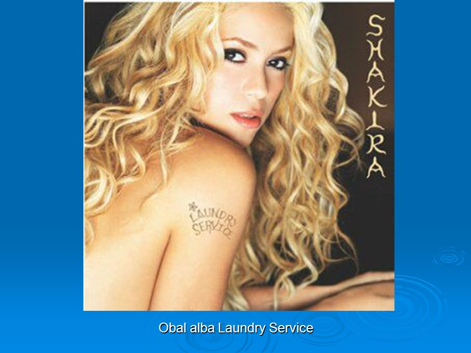 Obal alba Laundry Service