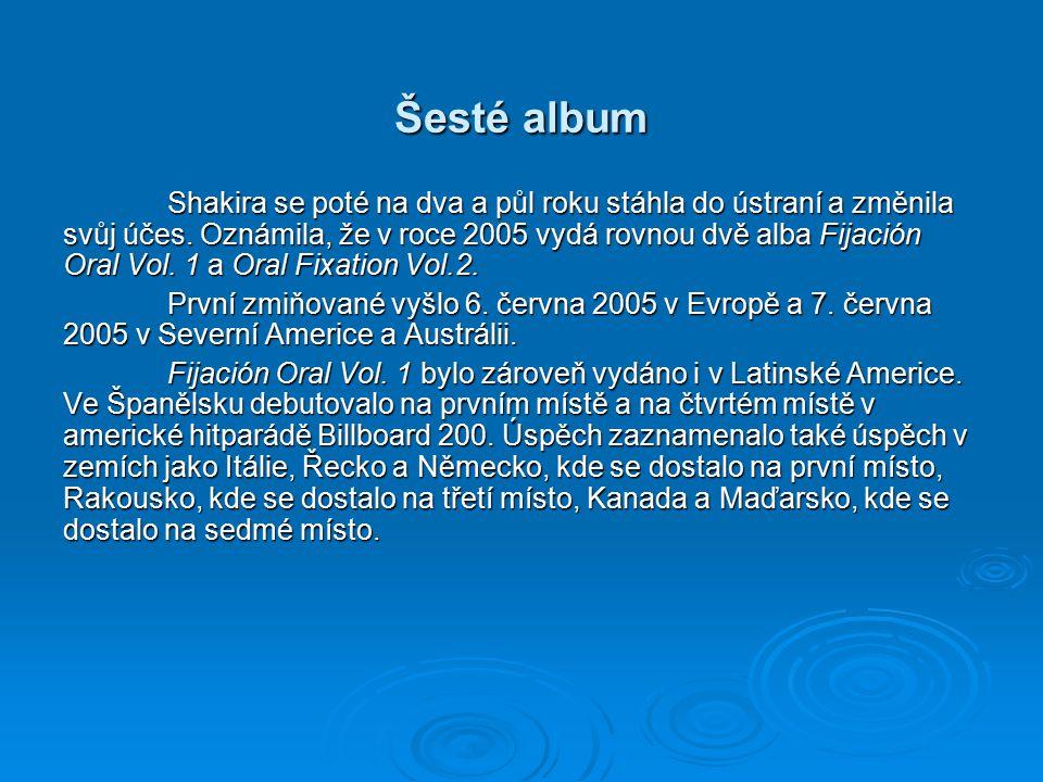 Šesté album