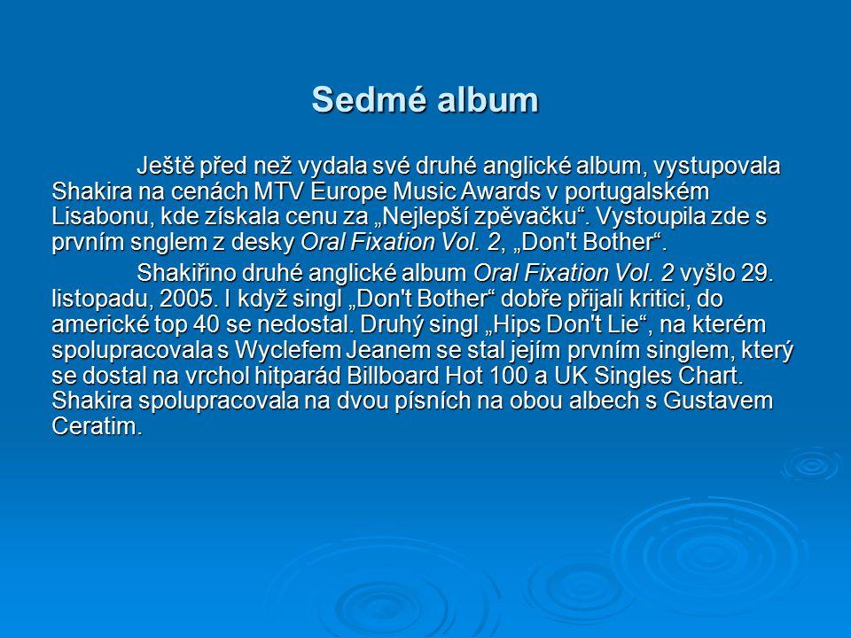 Sedmé album