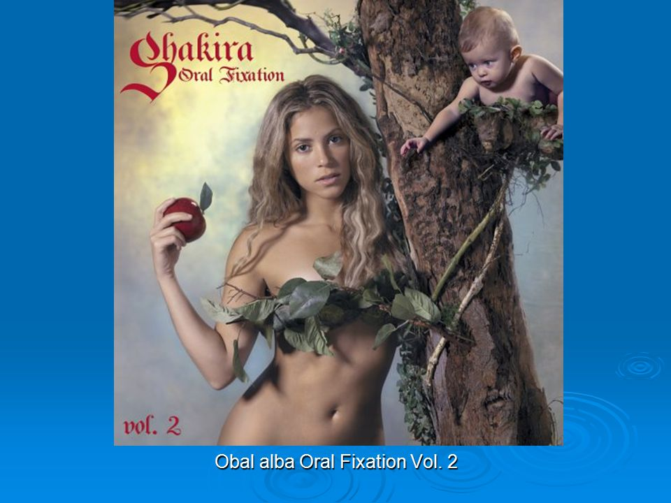 Obal alba Oral Fixation Vol. 2