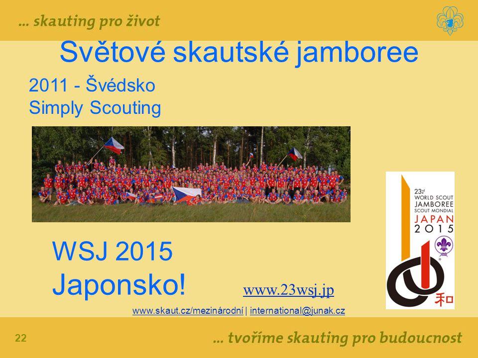 Světové skautské jamboree