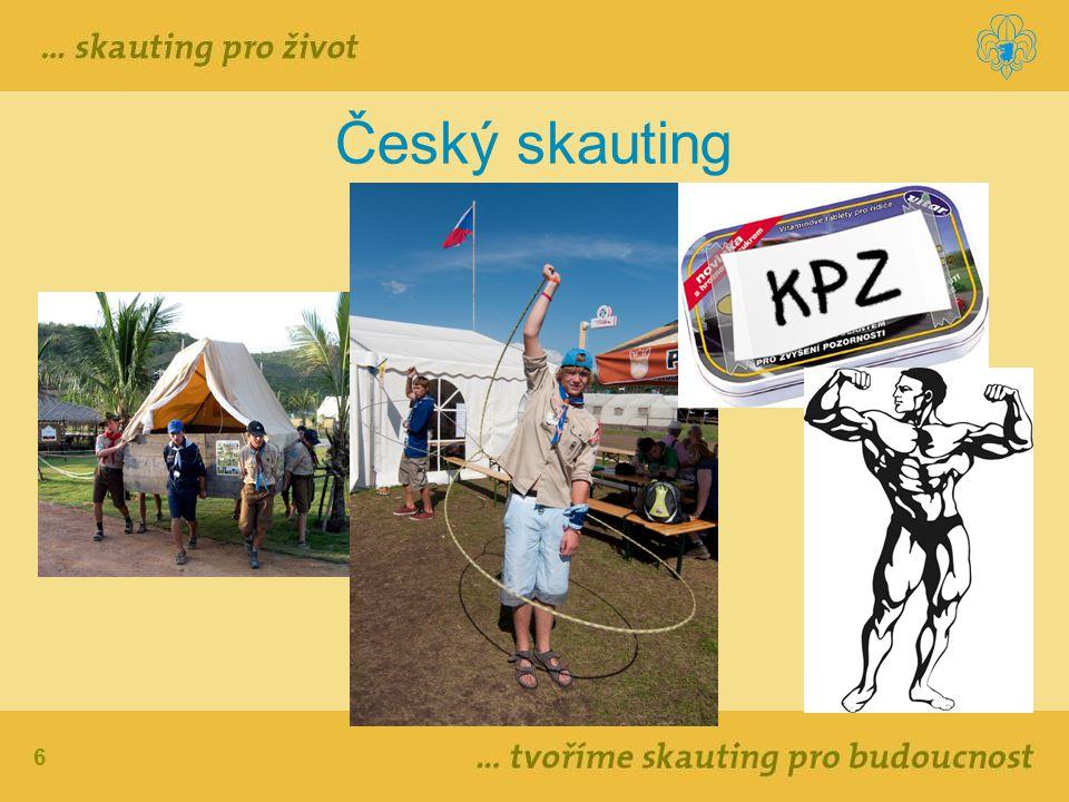 Český skauting