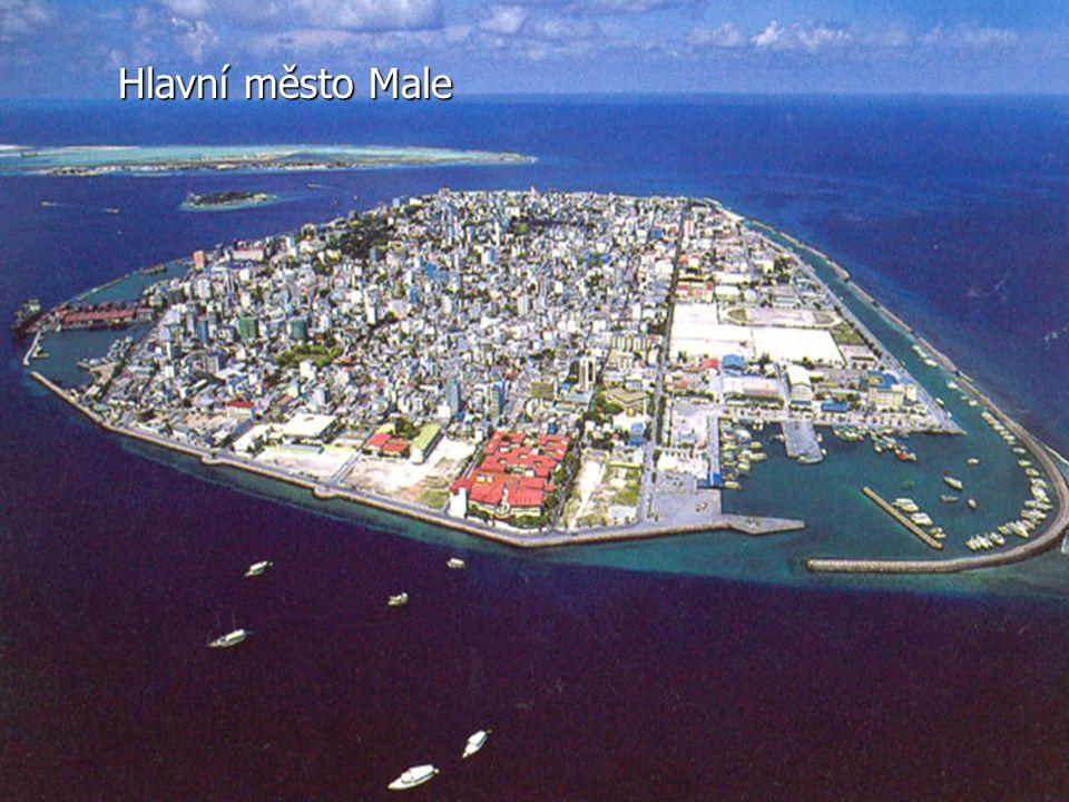 Hlavní město Male