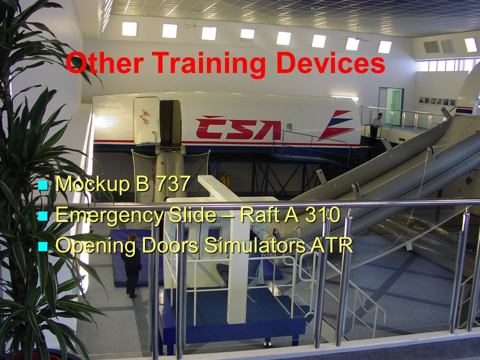 Other Training Devices