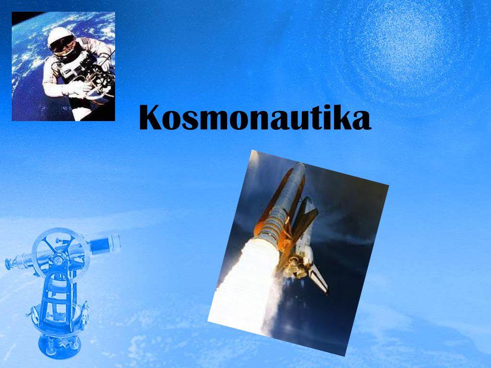 Kosmonautika