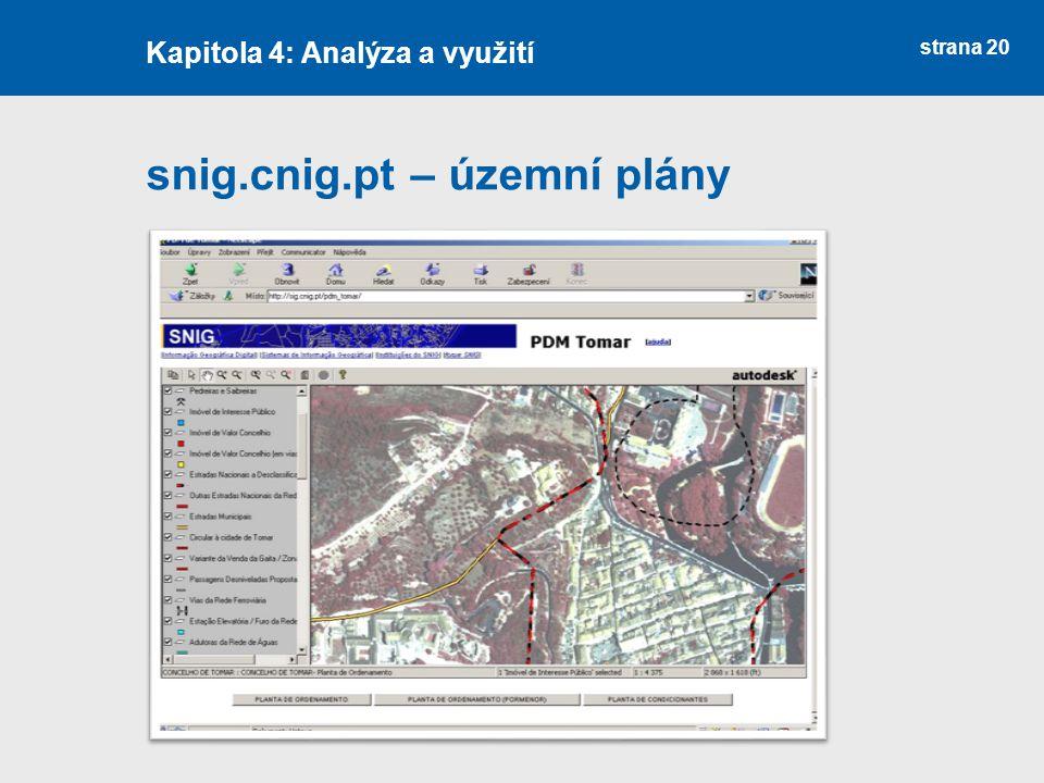 snig.cnig.pt – územní plány