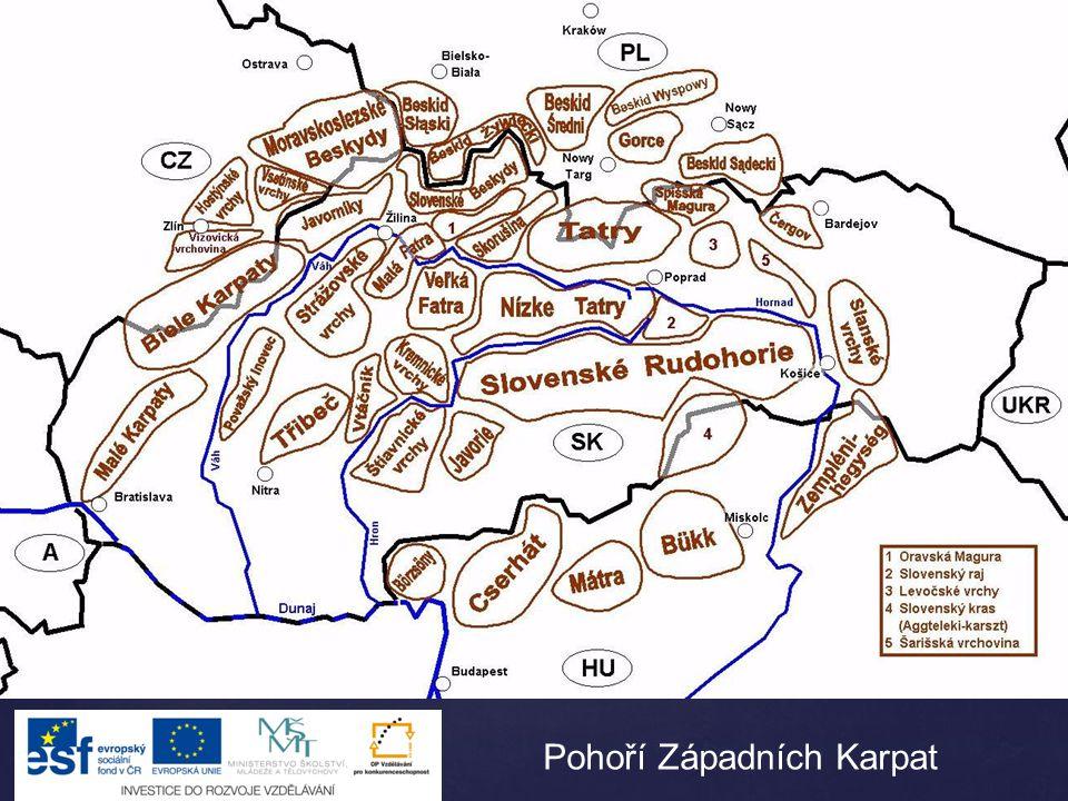 Pohoří Západních Karpat