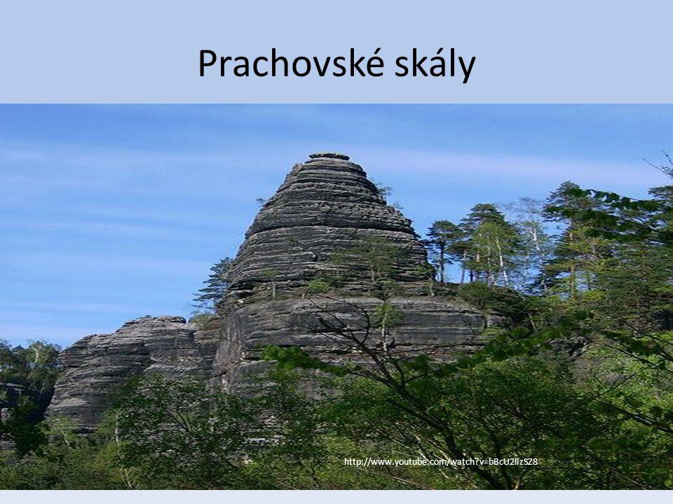 Prachovské skály http://www.youtube.com/watch v=bBcU2lIzSZ8