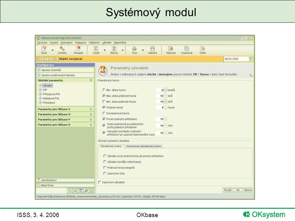 Systémový modul