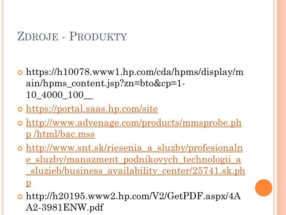 Zdroje - Produkty https://h10078.www1.hp.com/cda/hpms/display/m ain/hpms_content.jsp zn=bto&cp=1- 10_4000_100__.