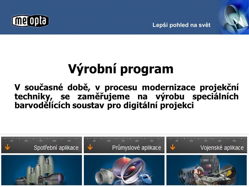 Výrobní program