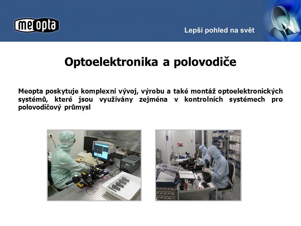 Optoelektronika a polovodiče