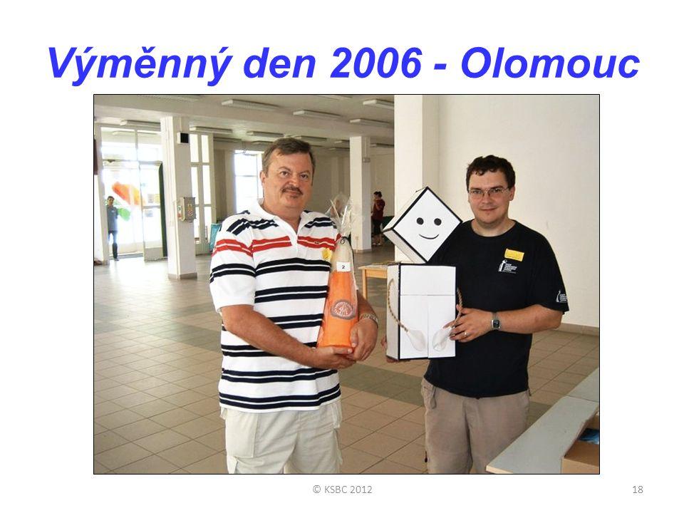 Výměnný den 2006 - Olomouc © KSBC 2012