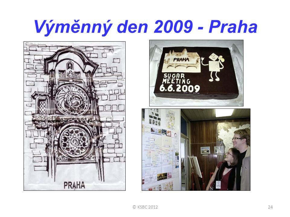 Výměnný den 2009 - Praha © KSBC 2012