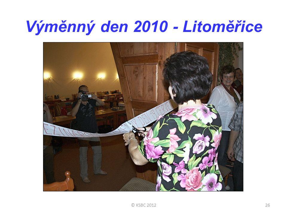 Výměnný den 2010 - Litoměřice