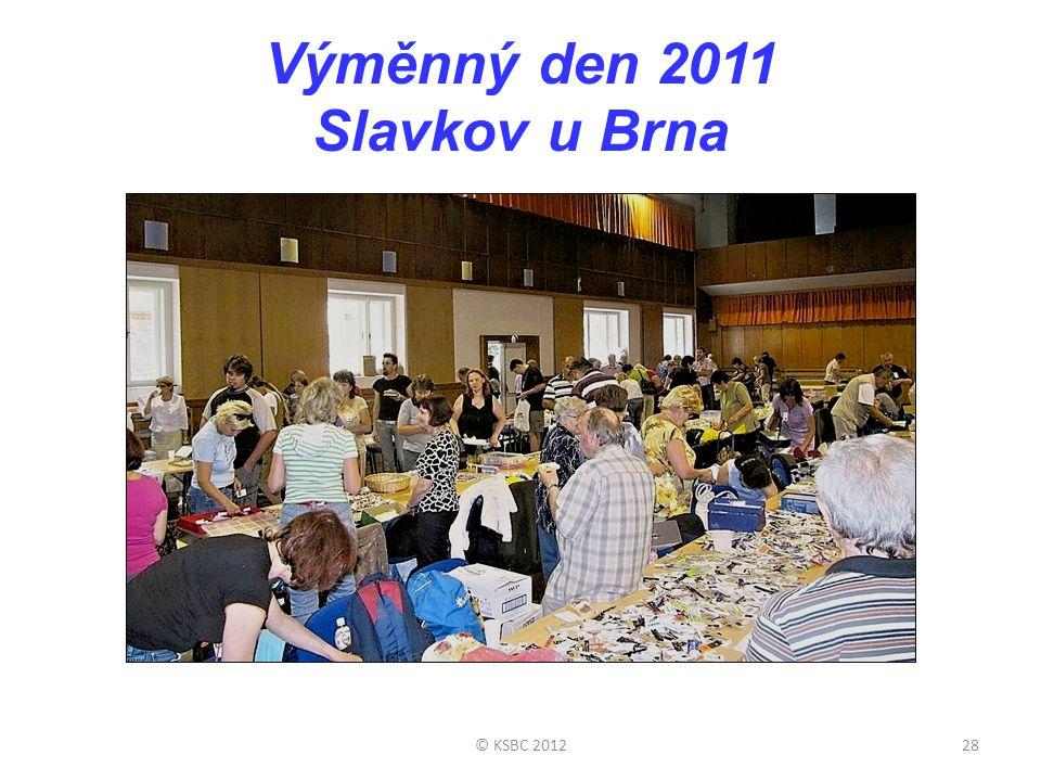 Výměnný den 2011 Slavkov u Brna