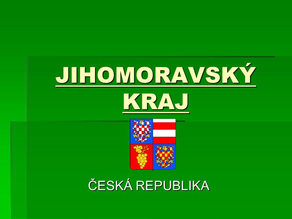 JIHOMORAVSKÝ KRAJ ČESKÁ REPUBLIKA
