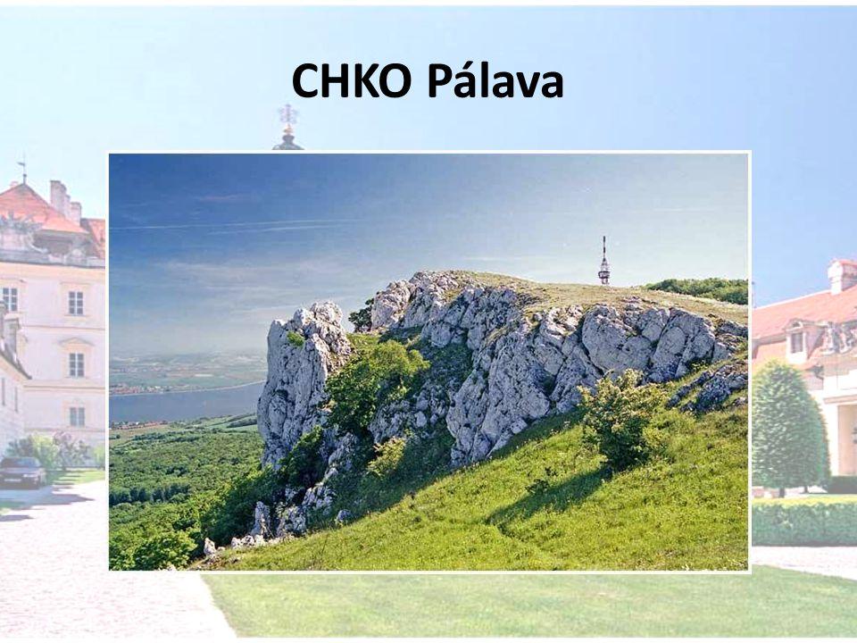 CHKO Pálava