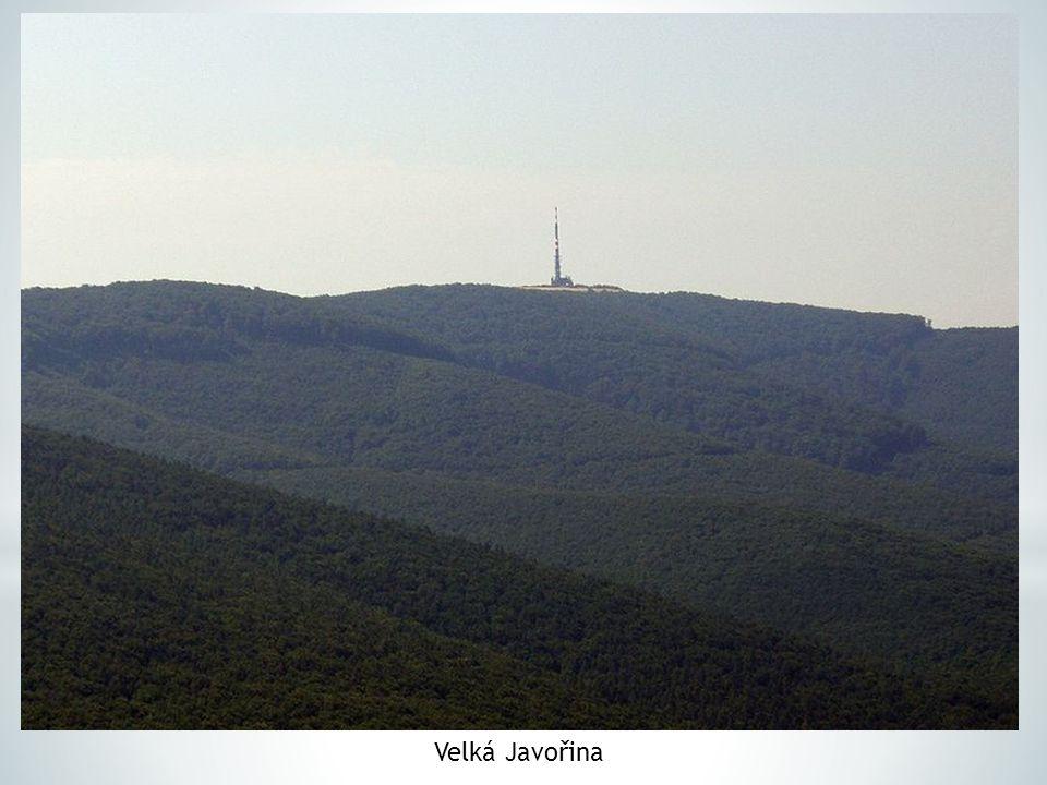 Velká Javořina