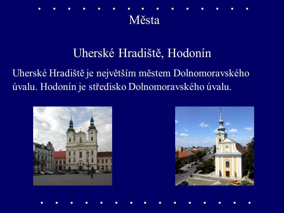 Uherské Hradiště, Hodonín