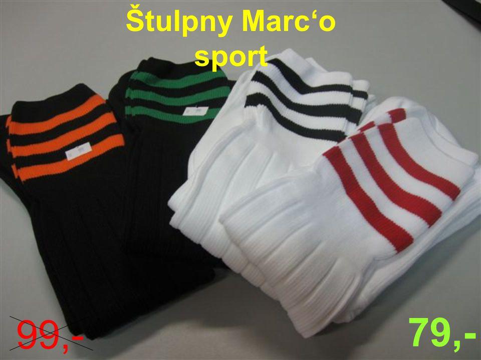 Štulpny Marc'o sport 99,- 79,-