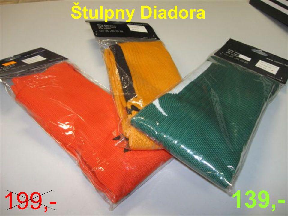 Štulpny Diadora 199,- 139,-