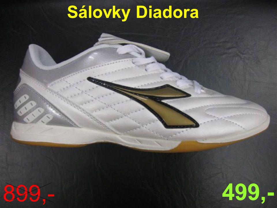 Sálovky Diadora 899,- 499,-