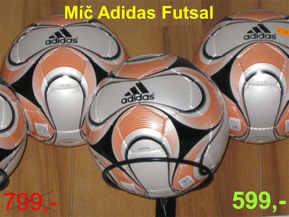 Míč Adidas Futsal 799,- 599,-