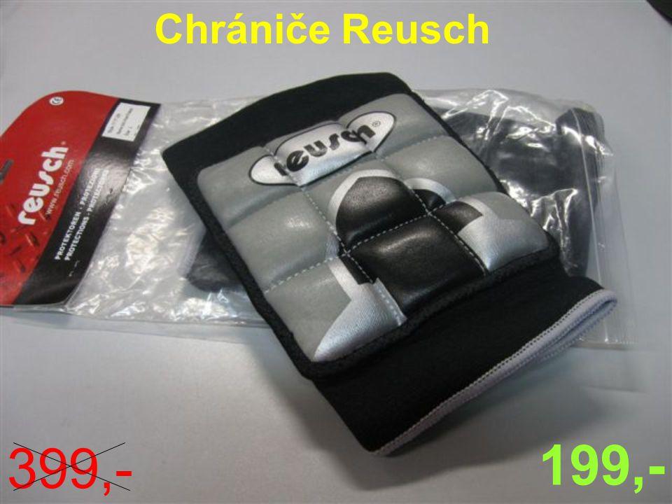 Chrániče Reusch 399,- 199,-