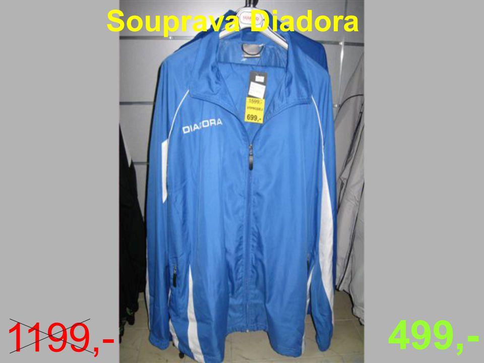 Souprava Diadora 1199,- 499,-
