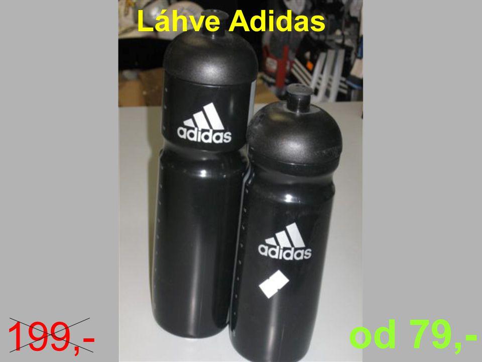 Láhve Adidas 199,- od 79,-