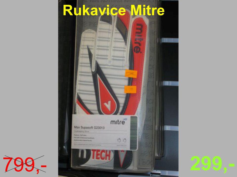 Rukavice Mitre 799,- 299,-