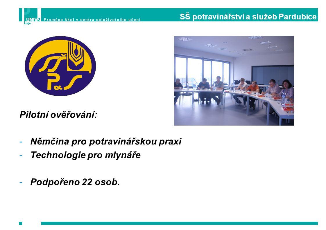SŠ potravinářství a služeb Pardubice
