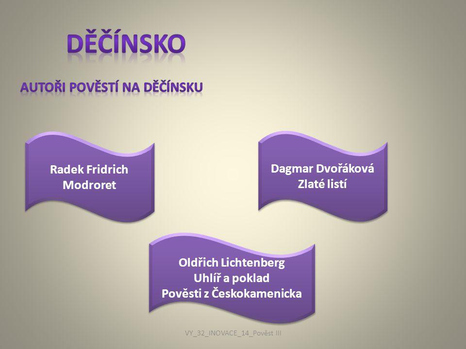 Pověsti z Českokamenicka